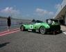 Dvouhodinovku v Mostě vyhrálo Ferrari 458, Zonda dojela třetí.